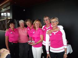 Equipe Dames 2015