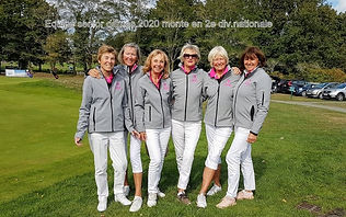 3e Div Seniors Dames Rhuys-Kerver sept20