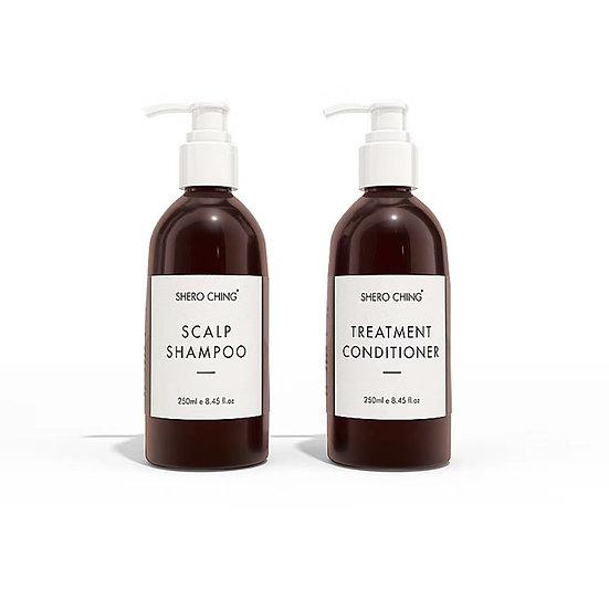 Shero Ching Scalp Shampoo Combination Set