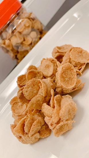 Crunchy Cornflakes Cookies