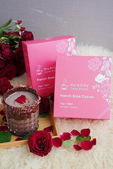 MS.KINNY Rose Cocoa (Carbs Blocker) x 3 Boxes