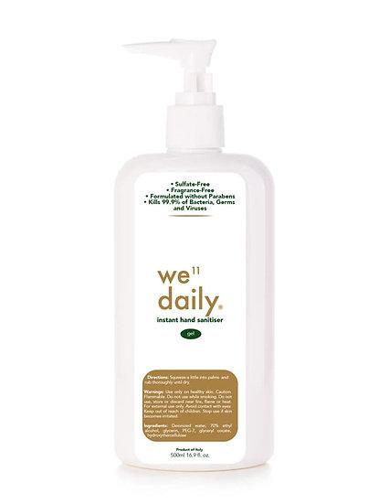 Well Daily Instant Hand Sanitiser (500ml)
