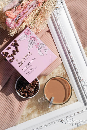 MS.KINNY Slimming Coffee (With Probiotics!) x 3 Boxes