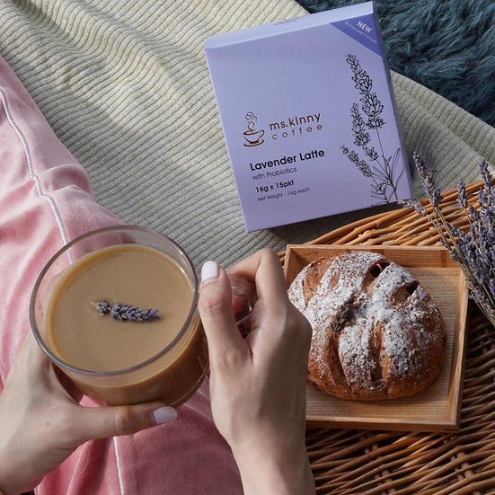 MS.KINNY Slimming Lavender Latte