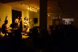 Concert in Art Base, Brussels