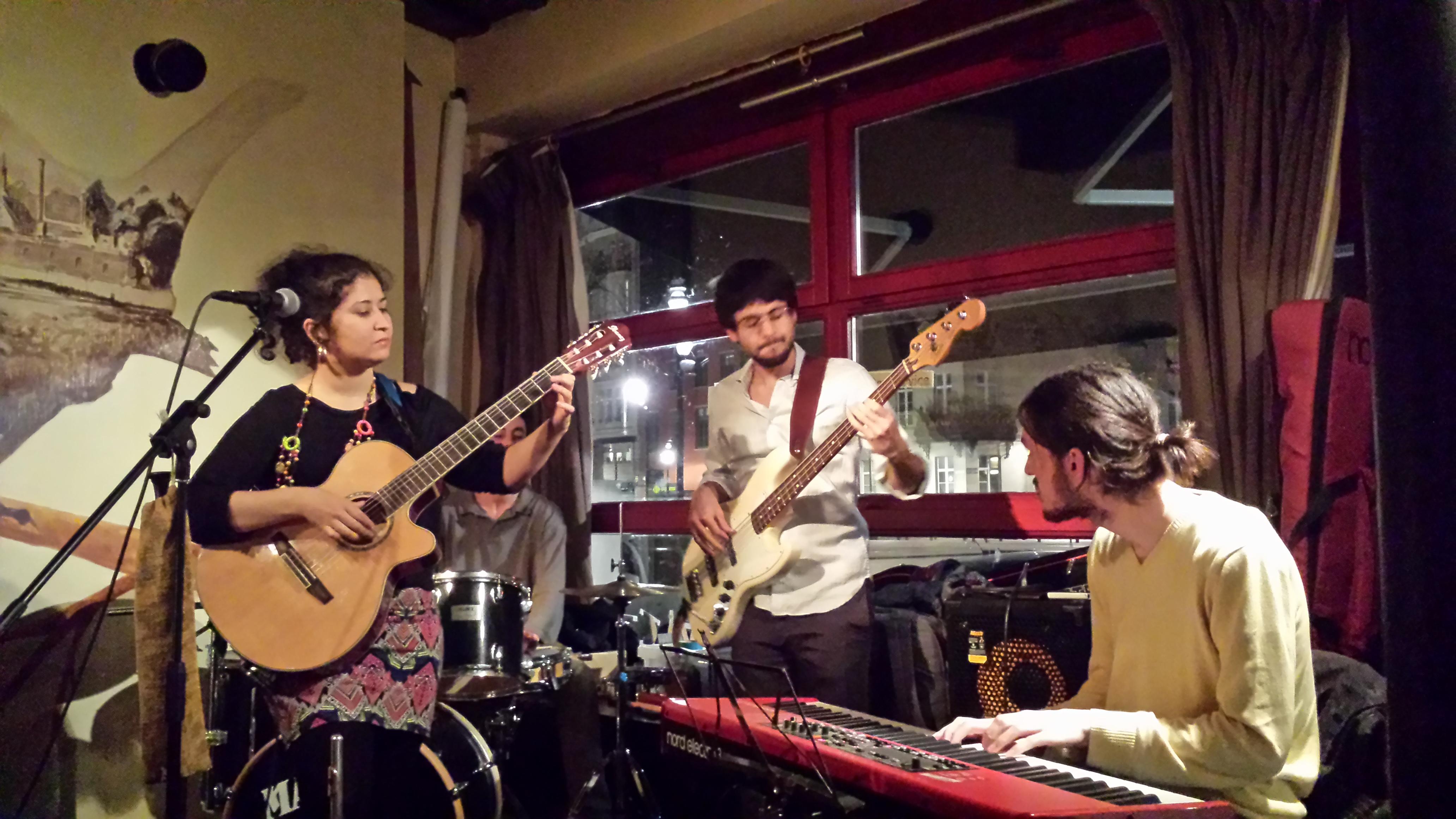 Cafe Merlo, Brussels