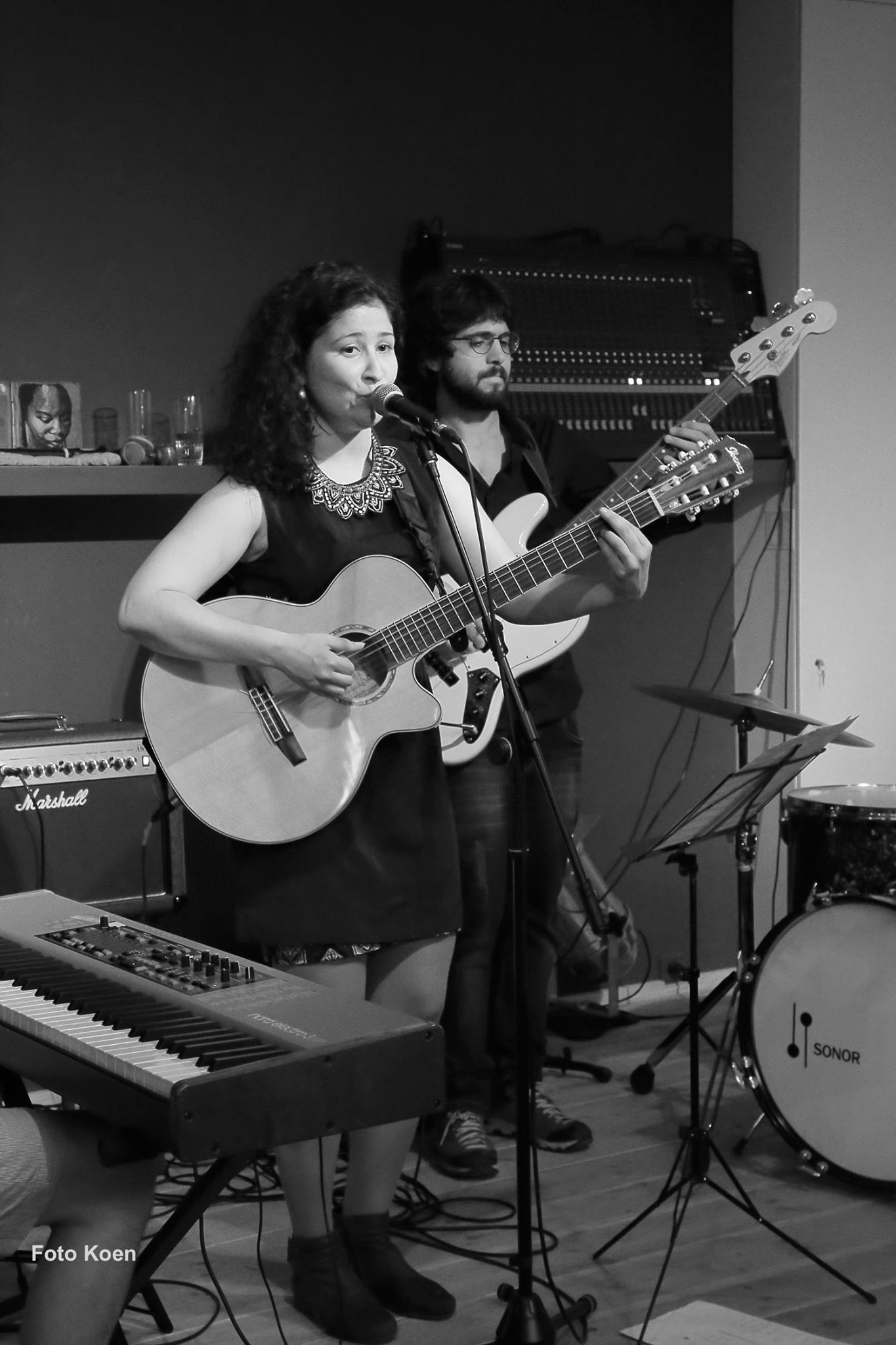 Concert at 27Bflat Jazz & Blues Eeat