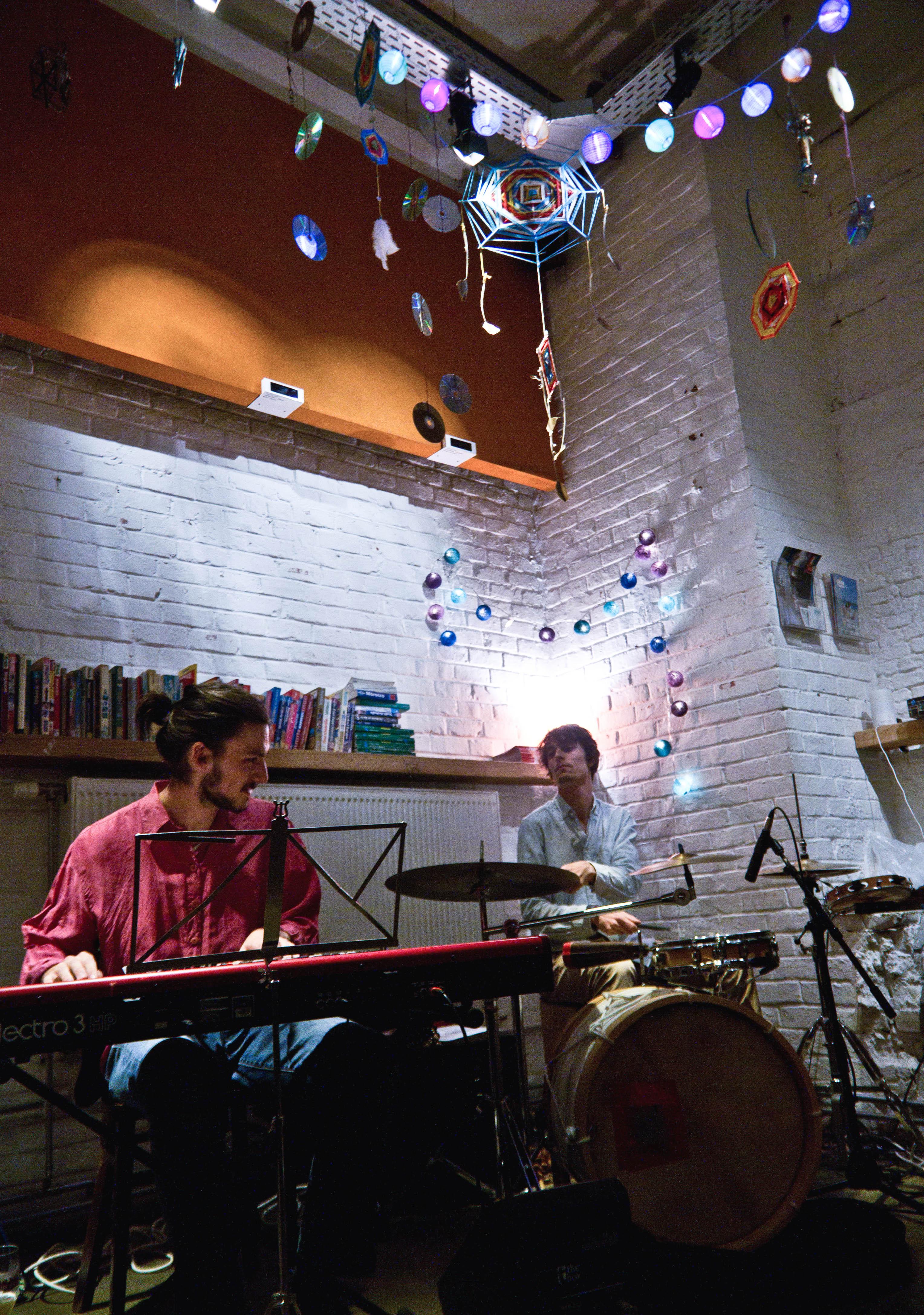 CD MUAMBAROOTS release concert