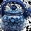 Thumbnail: Chaleira Portuguesa Azul