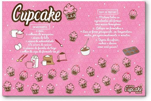 Tábua de Corte Cupcake
