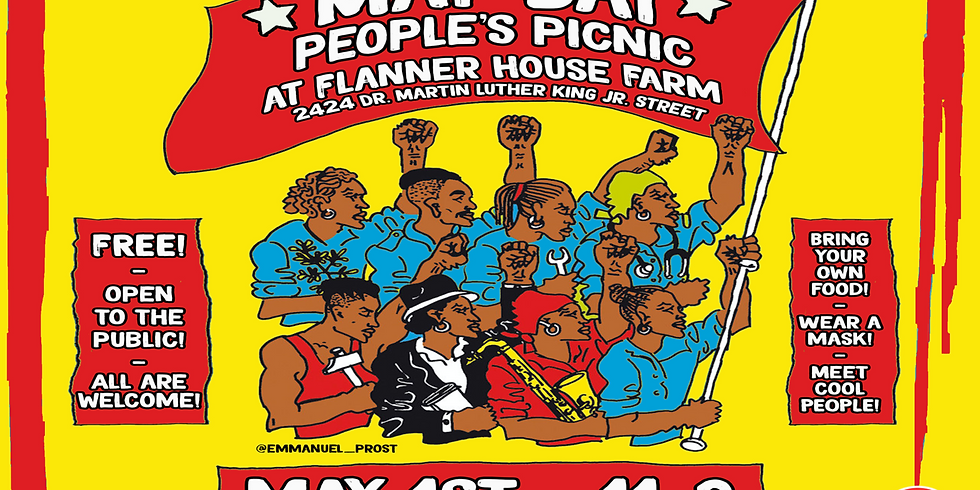 *May Day* People's Picnic
