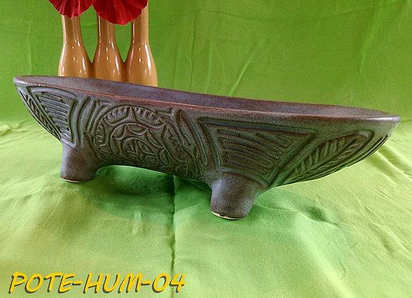 Umété Long en poterie céramique