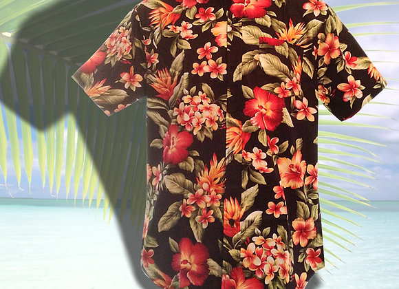 Chemise Tahitienne - taille L