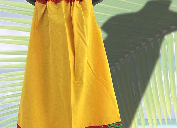 Robe longue - 8 ans