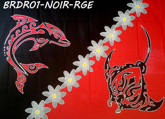 Pareo Motifs Polynésiens