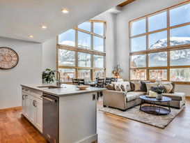 Luxury Air B&B Listing, Canmore  - Click to view full image