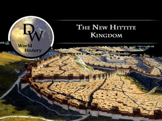 Ancient Near East - The New Hittite Kingdom