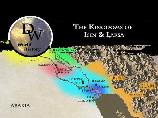 The Kingdoms of Isin and Larsa