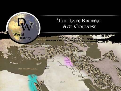 The Late Bronze Age Collapse