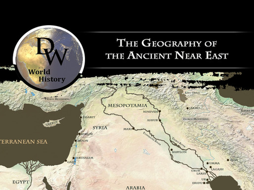 The Geography of the Ancient Near East