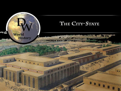 Ancient Near East - The City-State