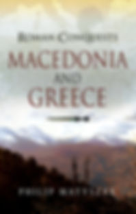 Roman Conquests - Macedonia and Greece.j