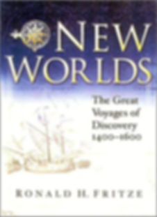 New Worlds- The Great Voyages of Discove