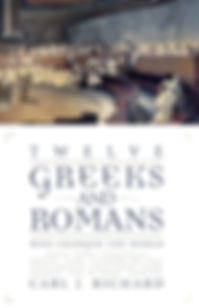 Twelve Greek and Romans Who Changed the
