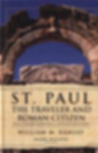 St. Paul the Traveler and Roman Citizen.