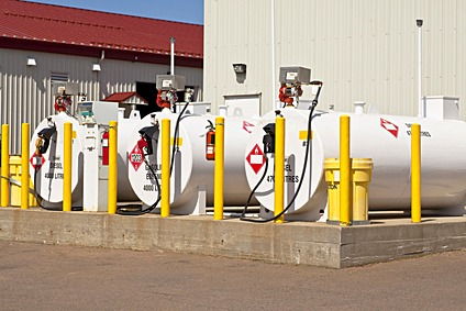 Fleet Fuel Tanks