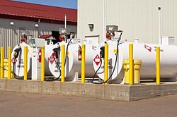 Fleet Fuel Tanks
