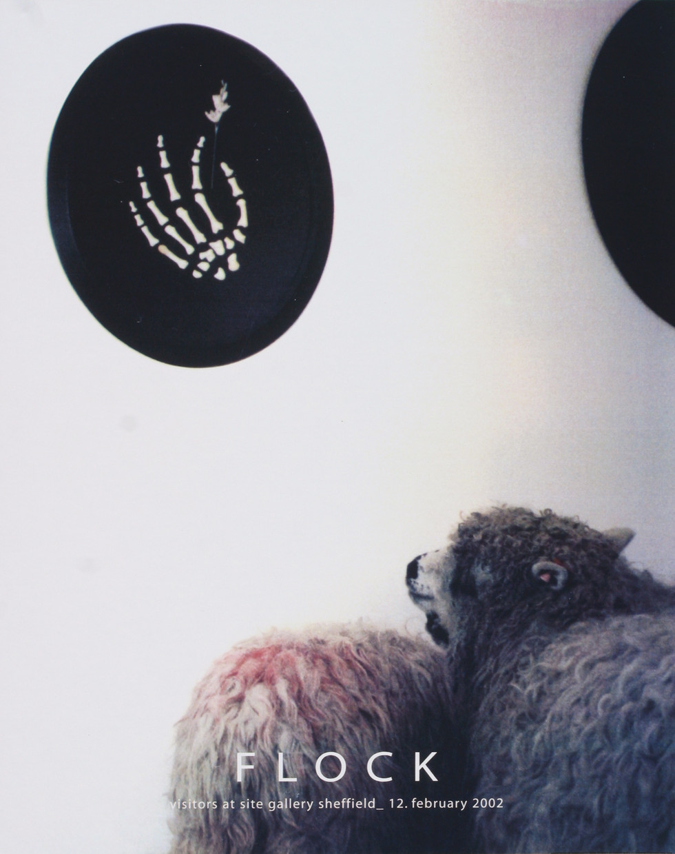 Flock, 2002 © Christian Jankowski. Courtesy Lisson Gallery