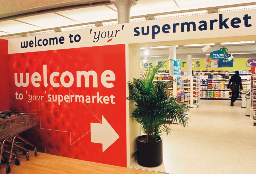 Installation Your Supermarket, Shopping, Tate Liverpool, 2002–03