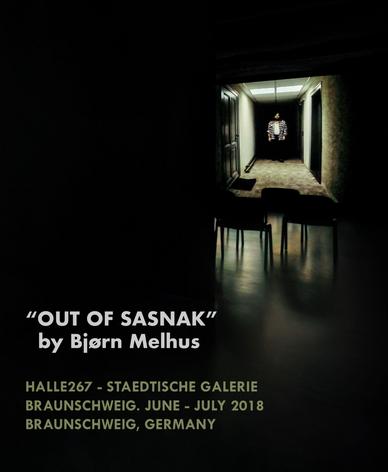 OUT OF SASNAK.  BJÖRN MELHUS.  Halle267-Stadtische Galerie