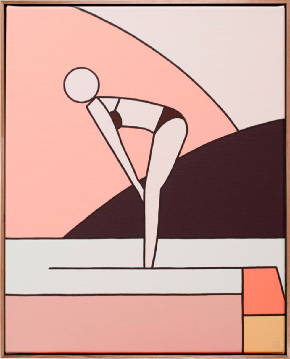 The Diving Board, 2017