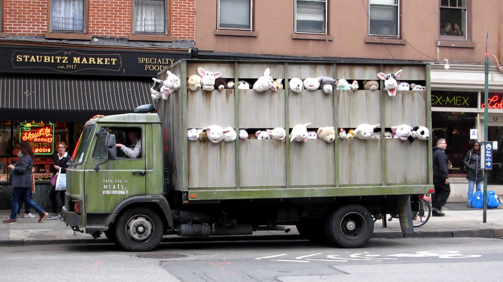 Courtesy of Pest Control Office, Banksy, New York, 2008
