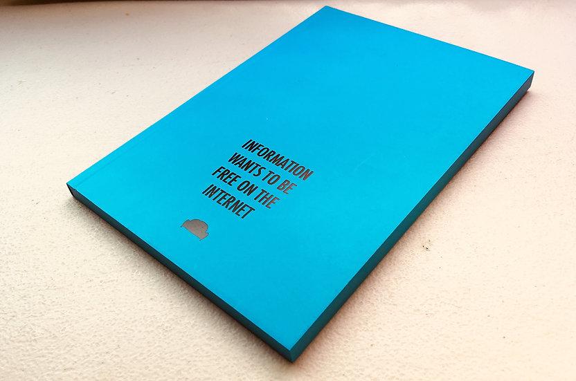 Blue LAR Notebook