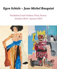 Egon Schiele - Jean-Michel Basquiat en Fondation Louis Vuitton
