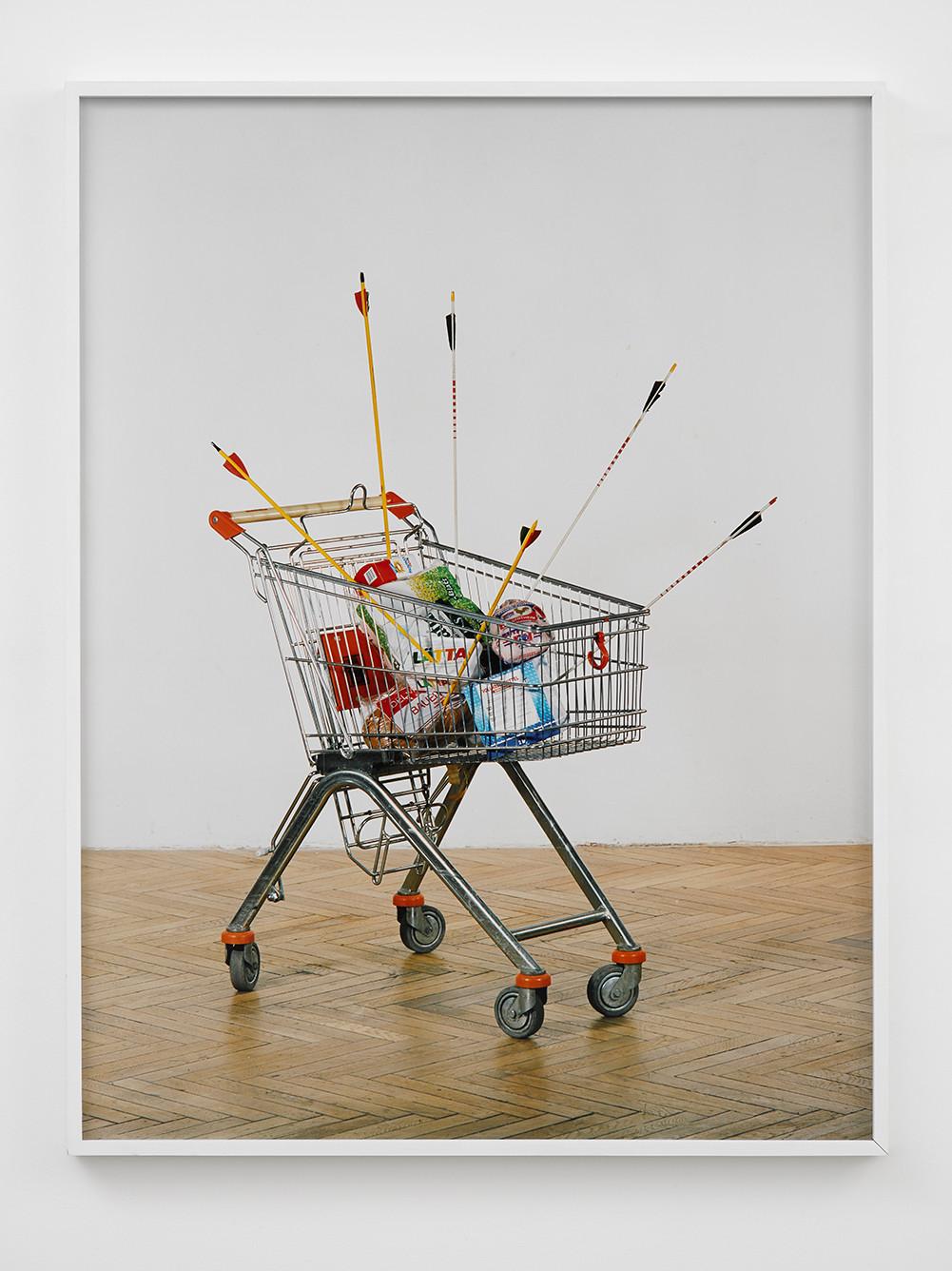 The Hunt, 1992-97 © Christian Jankowski, Courtesy Lisson Gallery. Photography Jack Hems