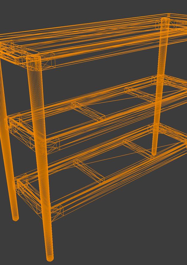 Optimized, editable topologies