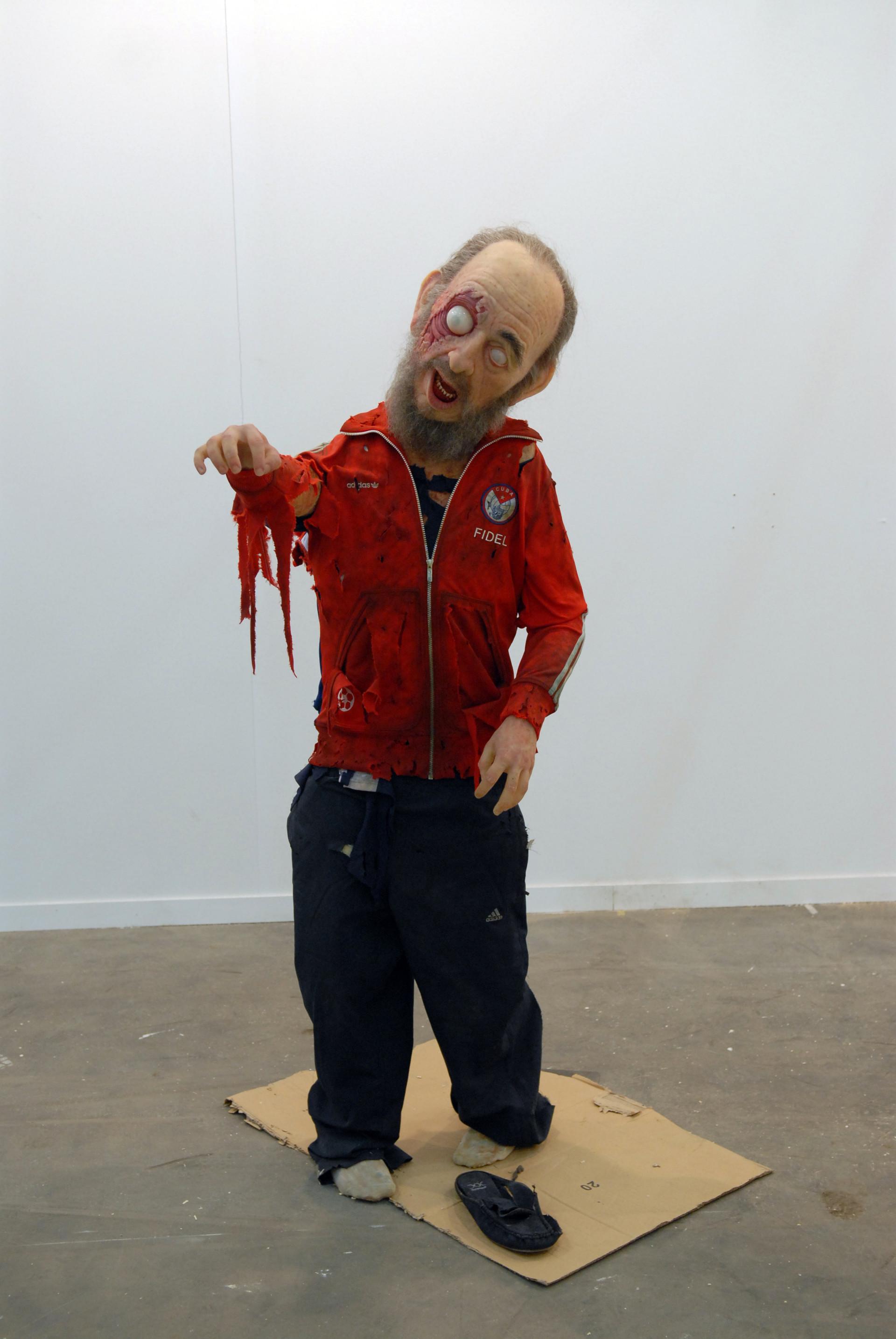 Viva Fidel Zombie, 2007