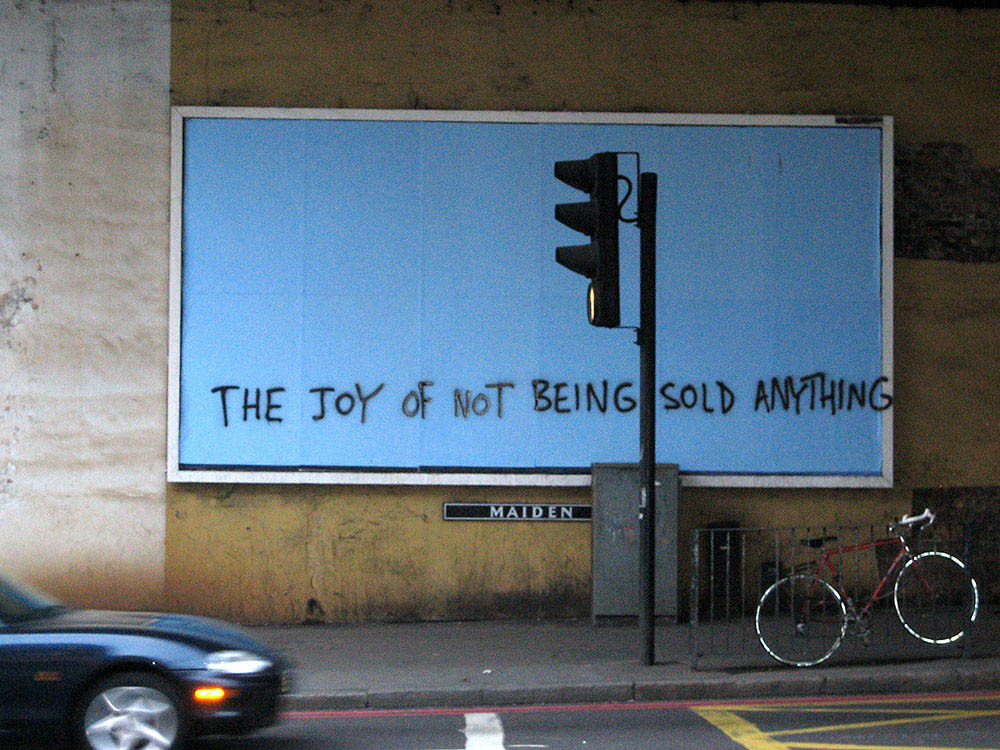 Courtesy of Pest Control Office, Banksy, London, 2006