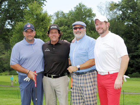 Pro-Am with Phil Mickelson