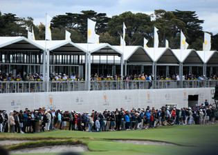 Presidents Cup in Melbourne