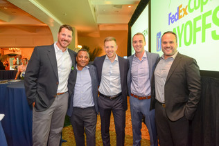 The Northern Trust Pairings Party