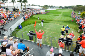 Opening Drive at The Honda Classic