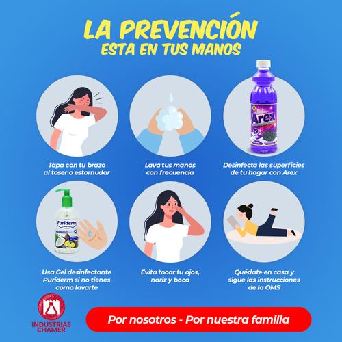 Tips de Prevencion Arex