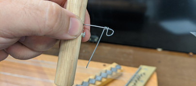 How To Make a Hitch Pin Loop