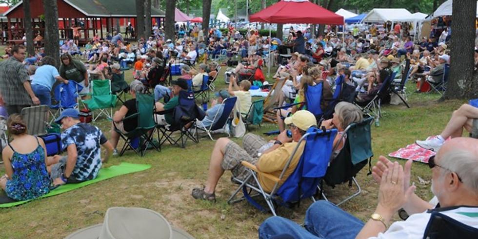 43rd Annual Spirit of the Woods Folk Festival