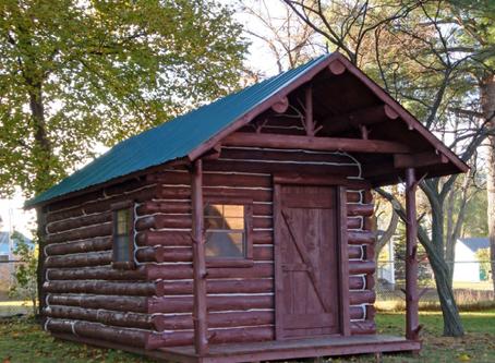 The Kaleva Sauna